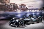 Mercedes-Benz  Formula E
