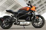 Harley-Davidson elektrické motocykle