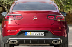 Mercedes GLC Coupe 2019