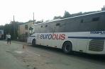 Nehoda autobus Sady Nad