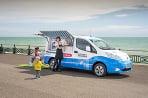 Nissan Ice Cream Van