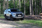 Mitsubishi L200 Black Edition