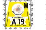 Diaľničná známka Rakúsko 2019