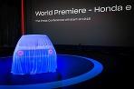 Honda e IAA Frankfurt