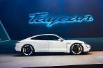 Porsche Taycan IAA Frankfurt
