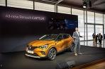 Renault Captur IAA Frankfurt