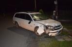 Nehoda v obci Lada