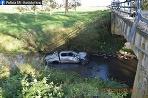 Ford Ranger v potoku