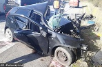 Nehoda Hendrichovce