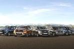 Dacia range