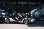 BMW i8 vstupuje do
