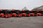 40 nových autobusov posilní