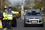 Polícia Írsko