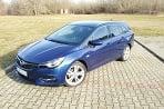 Opel Astra 1,5 CDTI