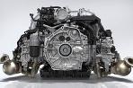 Motor Porsche Cayman GTS