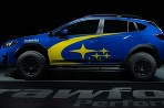 Subaru XV Crawford Performance
