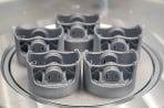 Porsche 3D tlač piestov