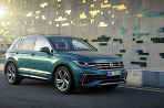 Volkswagen Tiguan a Arteon