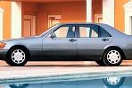Mercedes W140 s W18