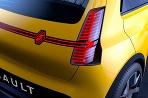 Renault 5 EV skice