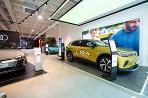 Mooncity e-mobility store Aupark