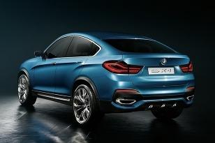 Nové BMW X4 odhalené