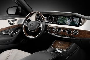 Mercedes-Benz S 2013