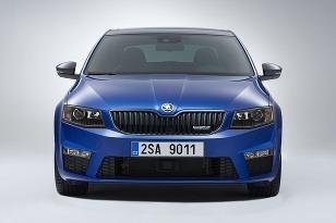 Škoda Octavia RS oficiálne
