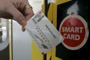 Elektronická platba mýta -