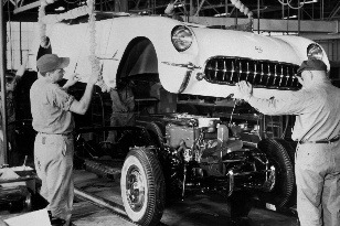 Chevrolet Corvette 1953 -