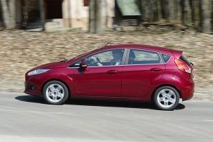 Ford Fiesta - ženské