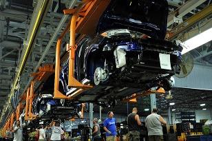 Ford Motors vyrobila 2
