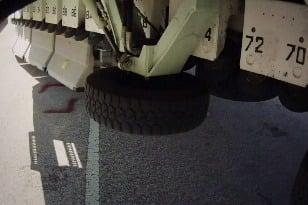 Zipper truck dokáže zmeniť