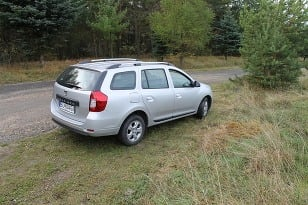 Dacia Logan MCV 0,9