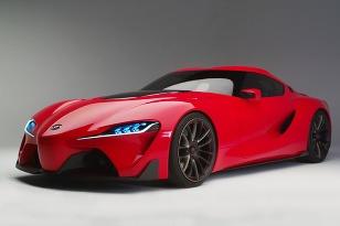 Toyota FT-1 koncept
