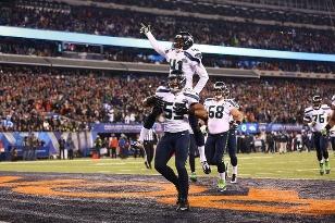 Super Bowl 2014 sladké