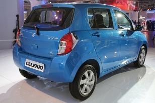 Suzuki Celerio je nástupcom