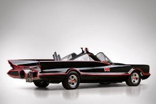 Lincoln Futura ako Batmobil