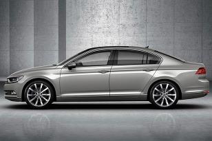 VW Passat 2015