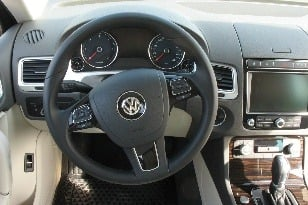 VW Touareg - facelift