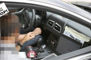Alfa Romeo 952 ukrytá