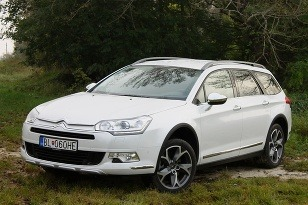 Citroen C5 Cross Touer