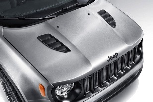 Jeep Renegade Hard Steel