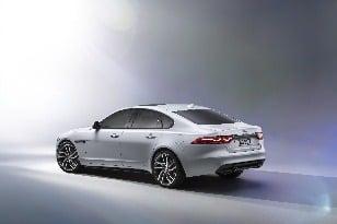 Nový Jaguar XF sa