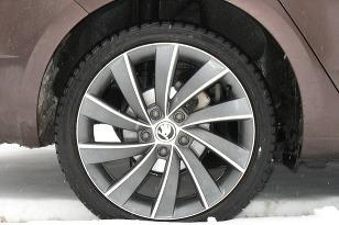 Škoda Octavia Combi L&K