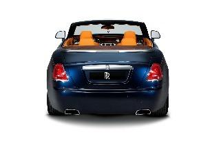 Rolls-Royce Dawn je ranný