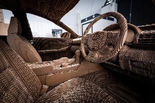 Lexus vyrobil auto z