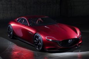 Mazda RX-Vision má motor