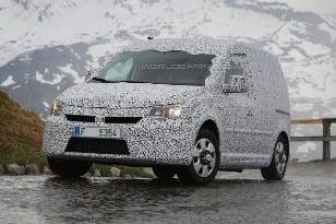 Škoda Roomster 2016 špionážne