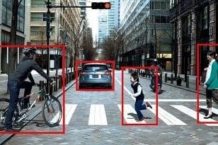 Subaru EyeSight deteguje aj